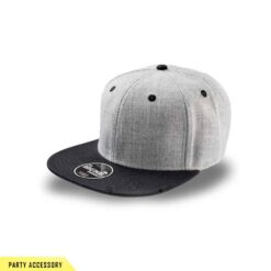 Fade Snap Back Black Cap