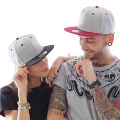 Fade Snap Couple Cap