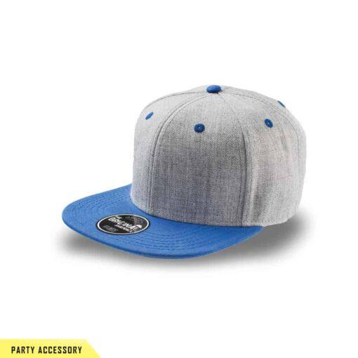Fade Snap Back Royal Blue Cap