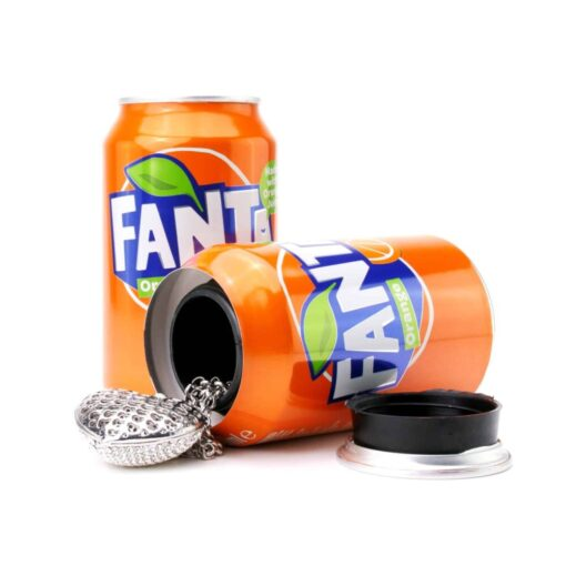 Fanta Secret Storage Can Open Reveal