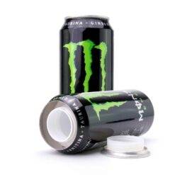 Secret Monster Energy Drink Can Open