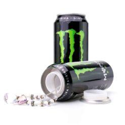 Secret Monster Energy Drink Can Open Reveal
