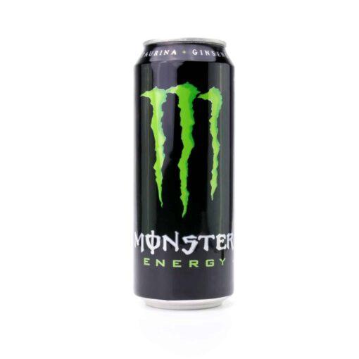Secret Monster Energy Drink Can