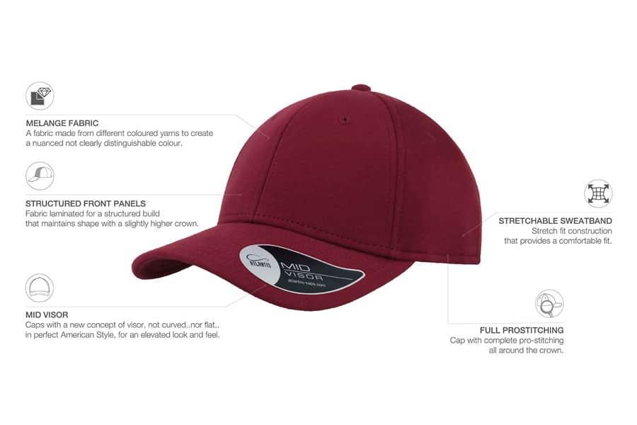 Original Feed Unisex Black Cap