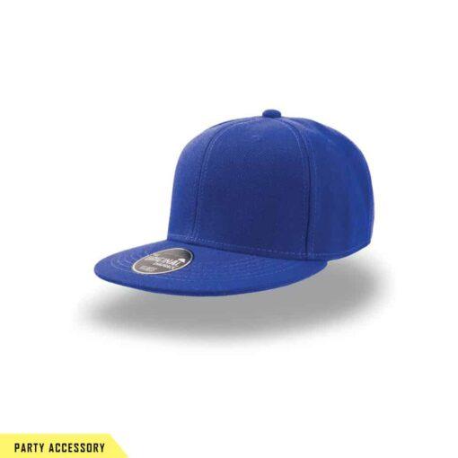 Original Snap Back Blue Cap