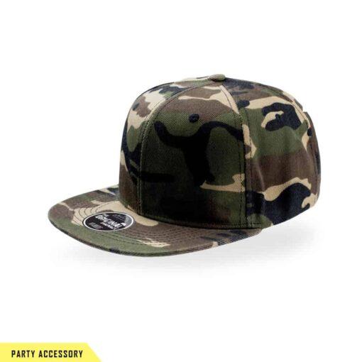 Original Snap Back Camouflage Cap