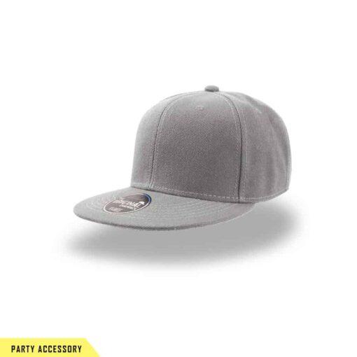 Original Snap Back Grey Cap