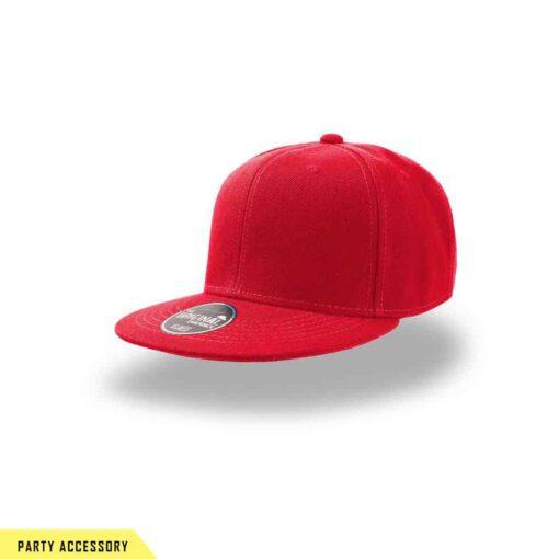Original Snap Back Red Cap