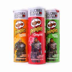 Secret Pringles Hidden Storage