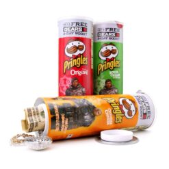 Secret Pringles Hidden Storage Open Reveal