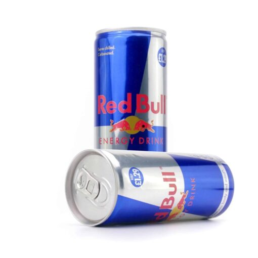 Secret Stash Red Bull Can Double