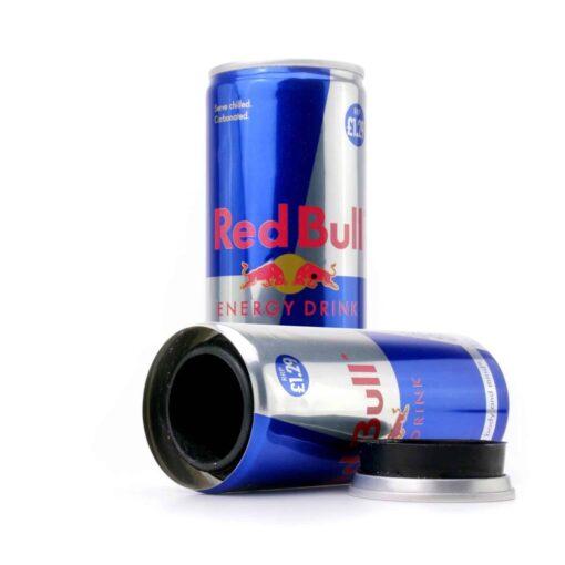Secret Stash Red Bull Can Open