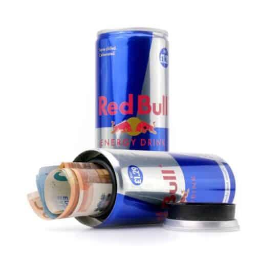 Secret Stash Red Bull Can Reveal