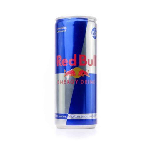 Secret Stash Red Bull Can