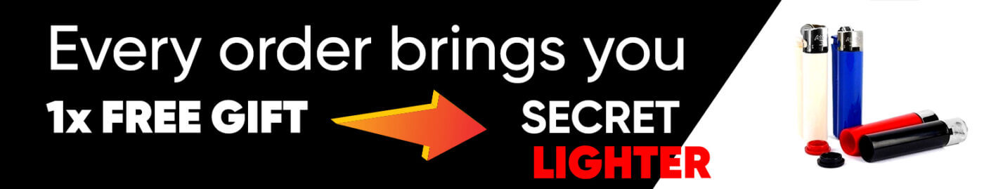 FREE GIFT SECRET LIGHTER